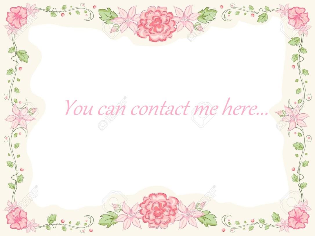 29571742-shabby-chic-cadre-thème-doté-fleurs-entrelacés